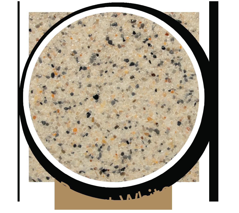 Desert Series Sample - WHite