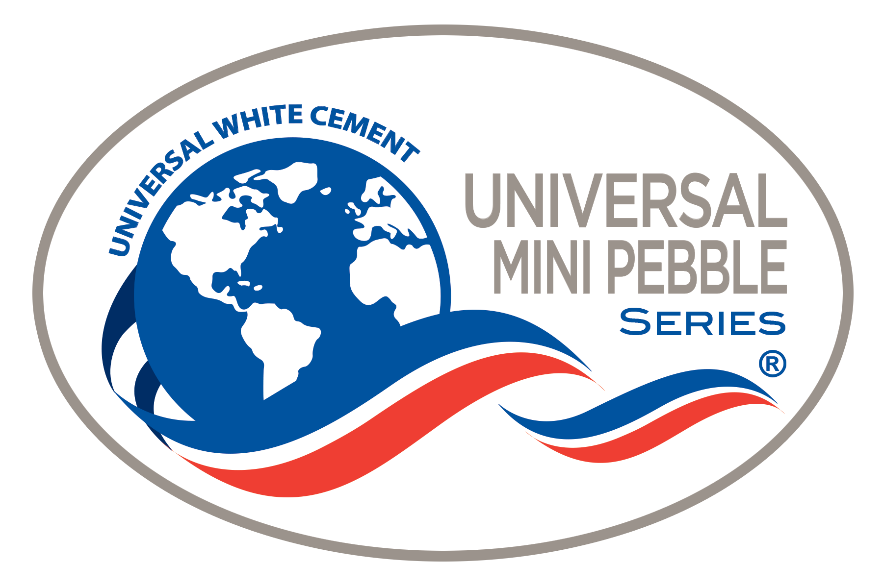Logo for Universal Mini Pebble group of products