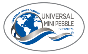Finest Finish Universal Mini Pebble logo silver