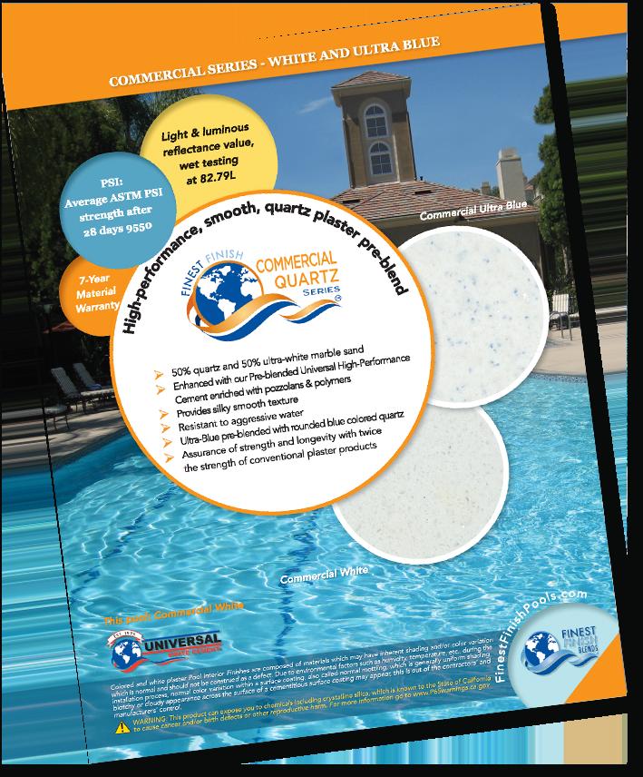 Picture of Finest Finish Commercial Quartz Brochure
