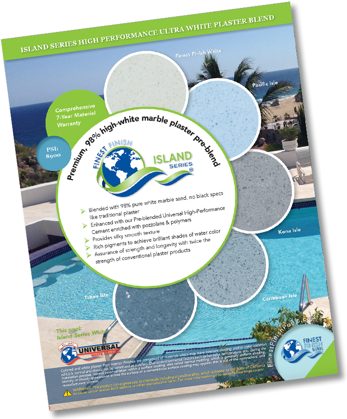 Picture of Island Series Brochure