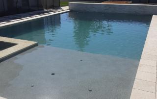 Desert Series pool - French Grey